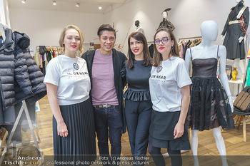 Ekaterina Mucha Opernballkleid Anprobe - Runway Fashion, Wien - Fr 13.12.2019 - 24