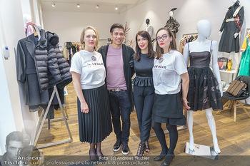Ekaterina Mucha Opernballkleid Anprobe - Runway Fashion, Wien - Fr 13.12.2019 - 25