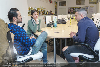 Interviewtermin Marcos Nader - Bounce the fitness zone - Di 17.12.2019 - Marcos NADER, Fadi MERZA, Romina COLERUS8