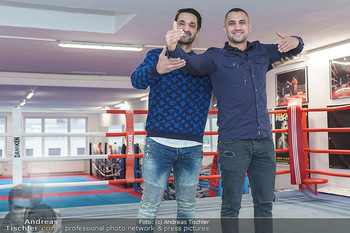 Interviewtermin Marcos Nader - Bounce the fitness zone - Di 17.12.2019 - Marcos NADER, Fadi MERZA14