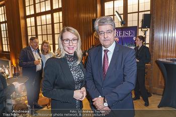 50 Jahre Fellner - Park Hyatt, Wien - Di 17.12.2019 - Margarete SCHRAMBÖCK, Wolfgang HESOUN10