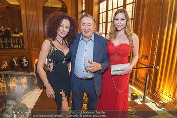 50 Jahre Fellner - Park Hyatt, Wien - Di 17.12.2019 - Christina LUGNER, Richard LUGNER, Bianca SPECK18