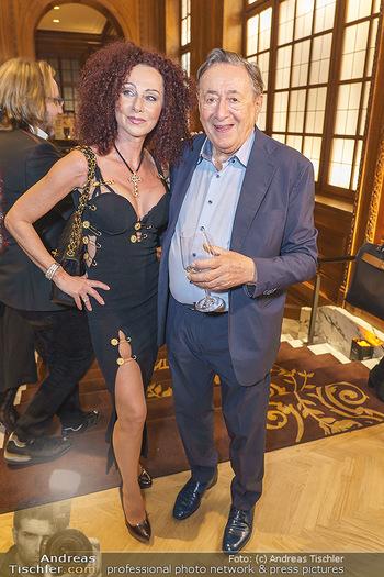 50 Jahre Fellner - Park Hyatt, Wien - Di 17.12.2019 - Christina und Richard LUGNER19