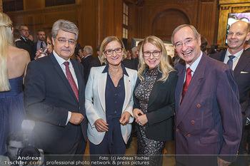 50 Jahre Fellner - Park Hyatt, Wien - Di 17.12.2019 - Wolfgang HESOUN, Johanna MIKL-LEITNER, Margarete SCHRAMBÖCK, Ch23