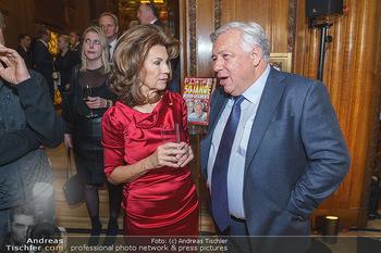 50 Jahre Fellner - Park Hyatt, Wien - Di 17.12.2019 - Brigitte BIERLEIN, Wolfgang FELLNER35