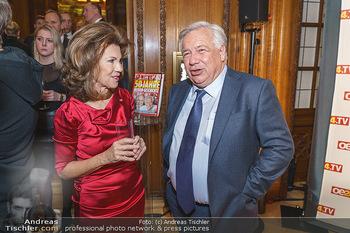 50 Jahre Fellner - Park Hyatt, Wien - Di 17.12.2019 - Brigitte BIERLEIN, Wolfgang FELLNER36