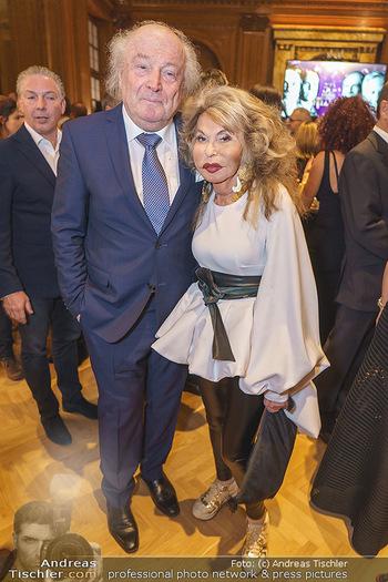 50 Jahre Fellner - Park Hyatt, Wien - Di 17.12.2019 - Friedrich und Jeanine SCHILLER45