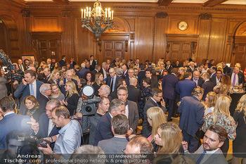 50 Jahre Fellner - Park Hyatt, Wien - Di 17.12.2019 - Gäste, Publikum, Empfang, Festsaal, Cocktailempfang49