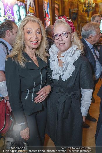 50 Jahre Fellner - Park Hyatt, Wien - Di 17.12.2019 - Elisabeth HIMMER-HIRNIGEL, Doris POMMERENING59