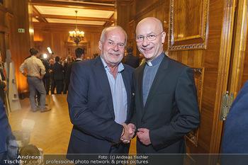 50 Jahre Fellner - Park Hyatt, Wien - Di 17.12.2019 - Manfred AINEDTER, Toni FABER60
