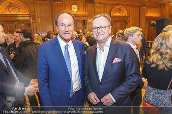 50 Jahre Fellner - Park Hyatt, Wien - Di 17.12.2019 - Ernst MINAR, Oliver VOIGT61