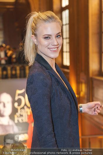 50 Jahre Fellner - Park Hyatt, Wien - Di 17.12.2019 - Larissa MAROLT (Portrait)69