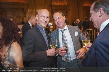 50 Jahre Fellner - Park Hyatt, Wien - Di 17.12.2019 - Toni FABER, Hanno SORAVIA74