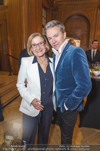 50 Jahre Fellner - Park Hyatt, Wien - Di 17.12.2019 - Johanna MIKL-LEITNER, Alfons HAIDER81