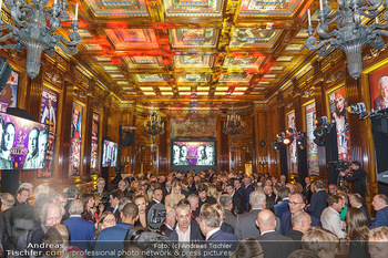 50 Jahre Fellner - Park Hyatt, Wien - Di 17.12.2019 - Gäste, Publikum, Empfang, Festsaal, Cocktailempfang82