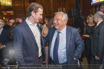 50 Jahre Fellner - Park Hyatt, Wien - Di 17.12.2019 - Wolfgang FELLNER, Sebastian KURZ102