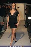 W.Schwarz Fashion Show - Club Hochriegl - Fr 25.11.2005 - 17