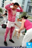 NIL Bodypainting for Lifeball makeing of - Nelson´s - Sa 21.05.2005 - 57
