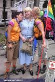 Regenbogenparade - Wien - Sa 02.07.2005 - 27