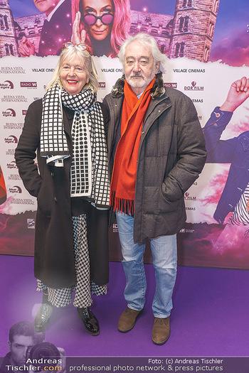 Kinopremiere ´Vier zauberhafte Schwestern´ - Village Cinema, Wine - Di 07.01.2020 - Xaver SCHWARZENBERGER, Birgit HUTTER14