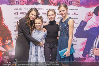 Kinopremiere ´Vier zauberhafte Schwestern´ - Village Cinema, Wine - Di 07.01.2020 - Laila Marie Noelle PADOTZKE, Hedda ERLEBACH, Lilith Julie JOHNA,37