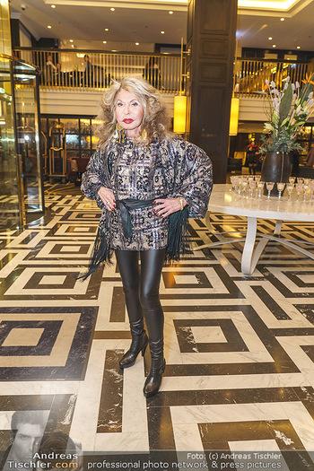 Jeannine Schiller Neujahrscocktail - Hilton Hotel Vienna, Wien - Di 07.01.2020 - Jeannine SCHILLER4