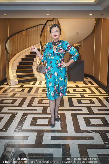 Jeannine Schiller Neujahrscocktail - Hilton Hotel Vienna, Wien - Di 07.01.2020 - Andrea BUDAY15