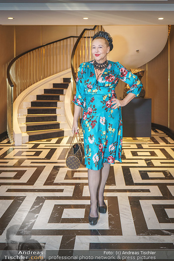 Jeannine Schiller Neujahrscocktail - Hilton Hotel Vienna, Wien - Di 07.01.2020 - Andrea BUDAY16