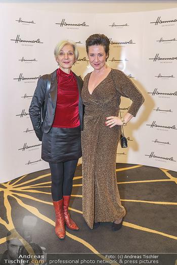 Jeannine Schiller Neujahrscocktail - Hilton Hotel Vienna, Wien - Di 07.01.2020 - Andrea HÄNDLER, Eva BILLESICH25