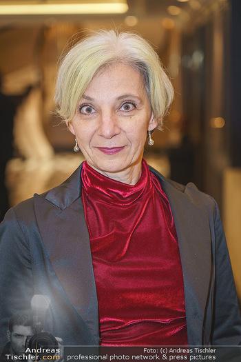 Jeannine Schiller Neujahrscocktail - Hilton Hotel Vienna, Wien - Di 07.01.2020 - Eva BILLESICH (Portrait)26