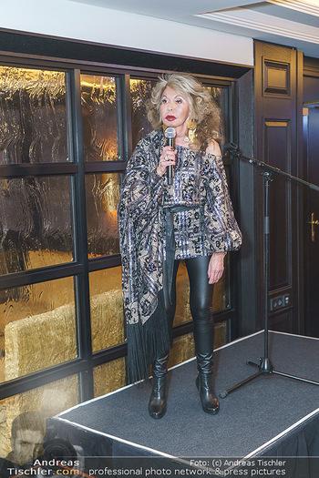 Jeannine Schiller Neujahrscocktail - Hilton Hotel Vienna, Wien - Di 07.01.2020 - Jeannine SCHILLER49