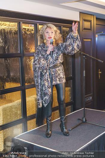 Jeannine Schiller Neujahrscocktail - Hilton Hotel Vienna, Wien - Di 07.01.2020 - Jeannine SCHILLER50
