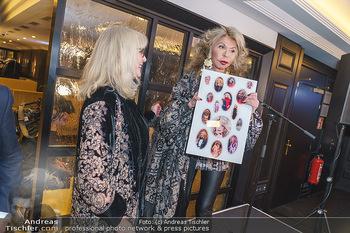 Jeannine Schiller Neujahrscocktail - Hilton Hotel Vienna, Wien - Di 07.01.2020 - 54
