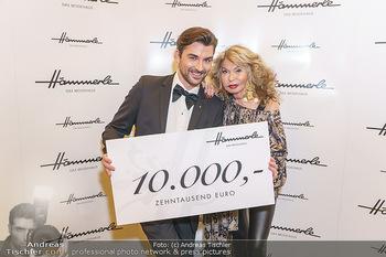 Jeannine Schiller Neujahrscocktail - Hilton Hotel Vienna, Wien - Di 07.01.2020 - Jeannine SCHILLER, Andreas ZAHNT67
