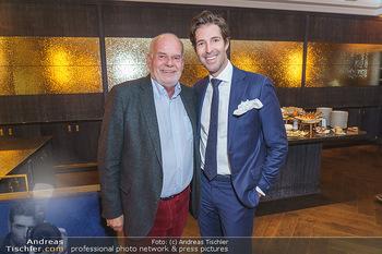 Jeannine Schiller Neujahrscocktail - Hilton Hotel Vienna, Wien - Di 07.01.2020 - Manfred AINEDTER, Oliver SCHERBAUM73
