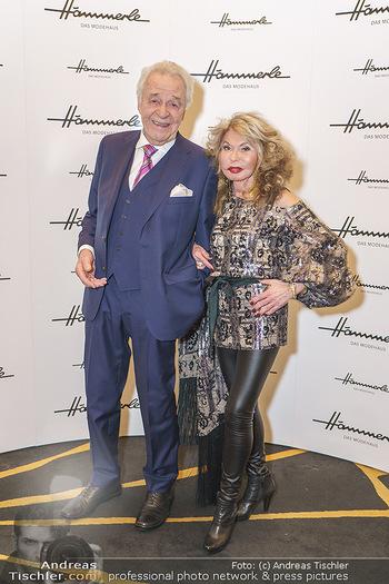 Jeannine Schiller Neujahrscocktail - Hilton Hotel Vienna, Wien - Di 07.01.2020 - Harald SERAFIN, Jeannine SCHILLER74