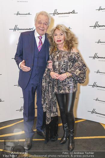 Jeannine Schiller Neujahrscocktail - Hilton Hotel Vienna, Wien - Di 07.01.2020 - Harald SERAFIN, Jeannine SCHILLER75