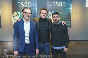 Kinopremiere 7500 - Haydnkino, Wien - Mi 08.01.2020 - Patrick VOLLRATH, Carlo KITZLINGER, Omid MEMAR4