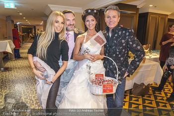 BonBon Ball Pre-Event - Hilton Hotel Vienna, Wien - Mi 08.01.2020 - Martin LEUTGEB, Yvonne RUEFF, Alfons HAIDER2