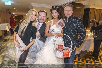 BonBon Ball Pre-Event - Hilton Hotel Vienna, Wien - Mi 08.01.2020 - Martin LEUTGEB, Yvonne RUEFF, Alfons HAIDER3