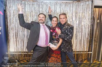 BonBon Ball Pre-Event - Hilton Hotel Vienna, Wien - Mi 08.01.2020 - Martin LEUTGEB, Kati BELLOWITSCH, Alfons HAIDER8