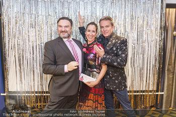 BonBon Ball Pre-Event - Hilton Hotel Vienna, Wien - Mi 08.01.2020 - Martin LEUTGEB, Kati BELLOWITSCH, Alfons HAIDER9