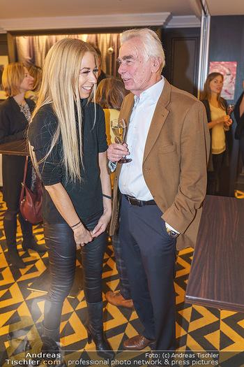 BonBon Ball Pre-Event - Hilton Hotel Vienna, Wien - Mi 08.01.2020 - Yvonne RUEFF, Hannes NEDBAL15