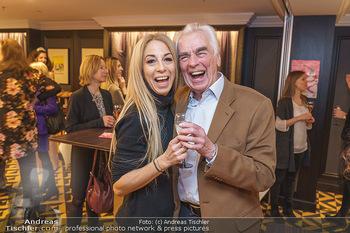BonBon Ball Pre-Event - Hilton Hotel Vienna, Wien - Mi 08.01.2020 - Yvonne RUEFF, Hannes NEDBAL16
