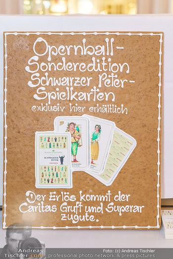 Opernball Benefiz PK - Palais Dorotheum, Wien - Do 09.01.2020 - Schwarzer Peter Kartenspiel3