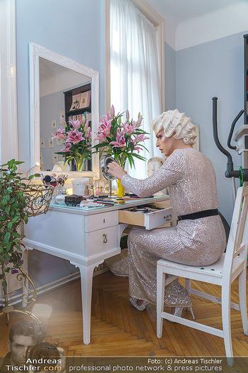 Tamara MascaraVerwandlung - Privatwohnung Wien - Mo 13.01.2020 - Tamara MASCARA (alias Raphael MASSARO)49