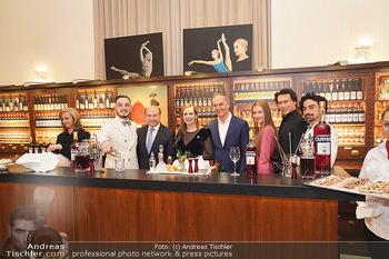 Opernball PK - Wiener Staatsoper - Di 14.01.2020 - Maria GROßBAUER (GROSSBAUER), Dominique MEYER, Peter FRIESE4