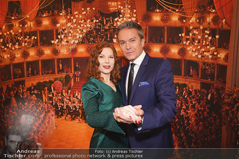 Opernball PK - Wiener Staatsoper - Di 14.01.2020 - Theresa VOGEL, Alfons HAIDER13