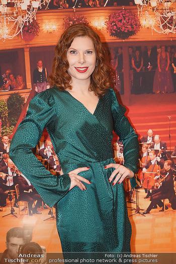 Opernball PK - Wiener Staatsoper - Di 14.01.2020 - Theresa VOGEL (Portrait)16