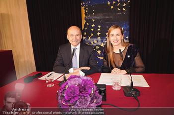 Opernball PK - Wiener Staatsoper - Di 14.01.2020 - Dominique MEYER, Maria GROßBAUER (GROSSBAUER)27